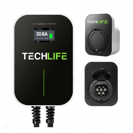 Techlife Wallbox electric car charging station